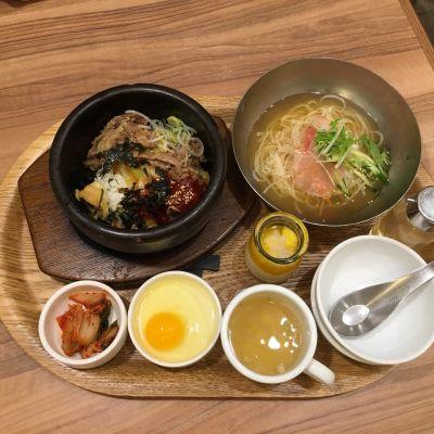 コリアンキッチン シジャン 札幌駅ステラプレイス店