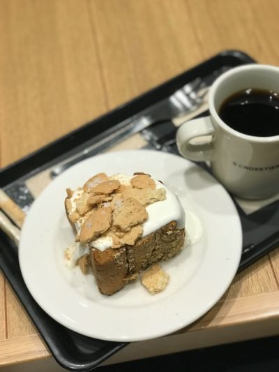 ファイブ・クロスティーズ・コーヒー グランスタ店 (5 CROSSTIES COFFEE)