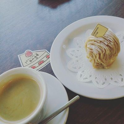 Cafe & Cakes ange(カフェアンドケーキ アンジュ) 県央店