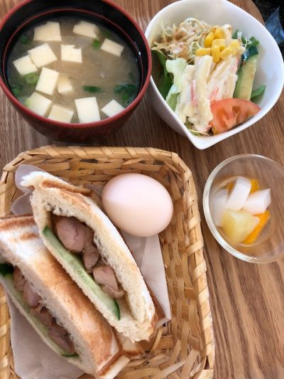 カフェラインローズ 南江戸店