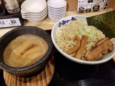 石焼き濃厚つけ麺 風雲丸 菊川駅前店