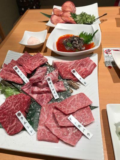 近江牛肉専門店 万葉 栗東店