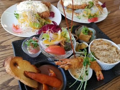 カフェ&キッチン マナビ (cafe&kitchen MANABI)