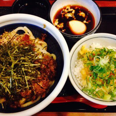 丸亀製麺 蟹江店
