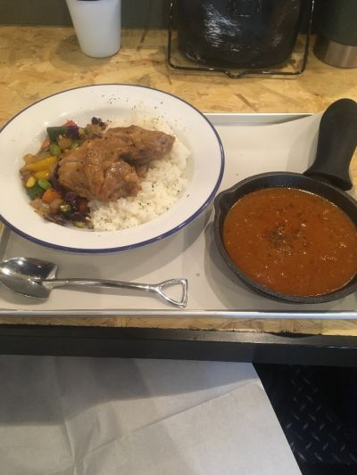 野菜を食べるBBQカレー camp新橋店