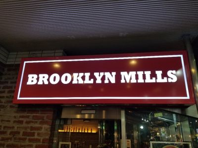 BROOKLYN MILLS(ブルックリン ミルズ)