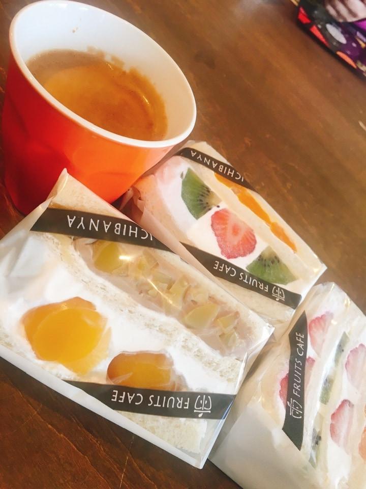 ICHIBANYA FRUITS CAFE/近鉄百貨店生駒店の口コミ