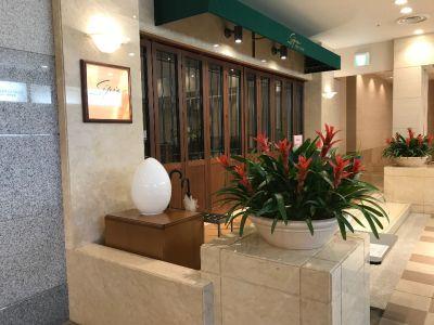 レストラン セピア 鹿島セントラルホテル