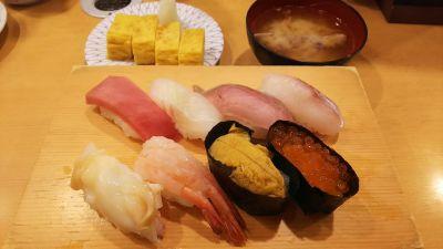 回転寿司 名在門 紫竹山本店