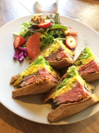 The Sandwich Standの口コミ