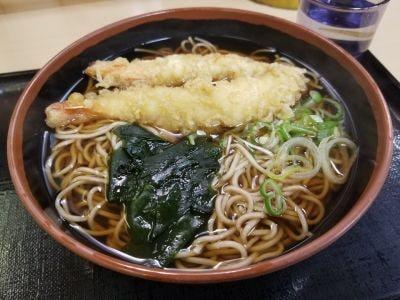 名代 富士そば 恵比寿店の口コミ