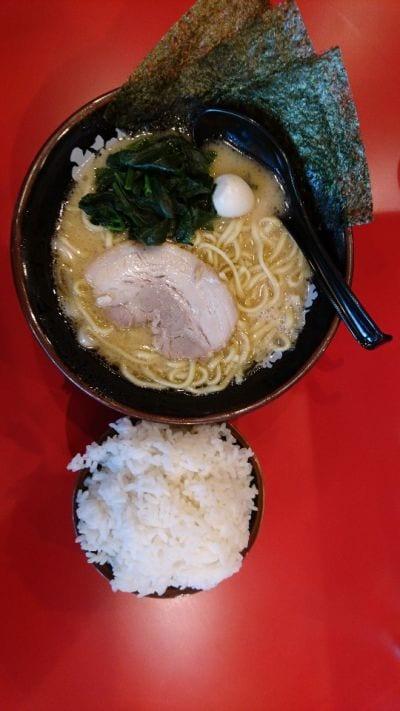 横浜家系ラーメン 大和屋 新小岩店