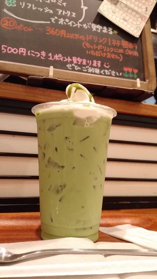 ハミングカフェエキュート 上野店の口コミ