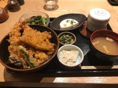 くずし割烹 天ぷら竹の庵 東銀座店の口コミ