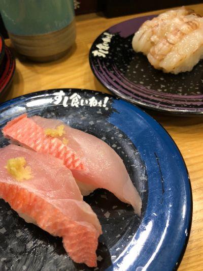 回転寿司 すし食いねぇ! 小松沖店の口コミ