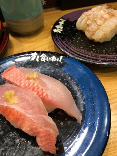 回転寿司 すし食いねぇ! 小松沖店