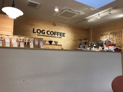 LOG COFFEE