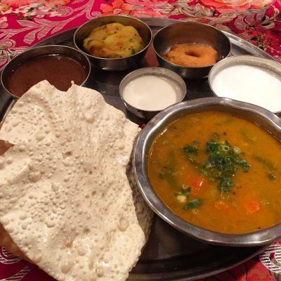 南インド料理 ムット