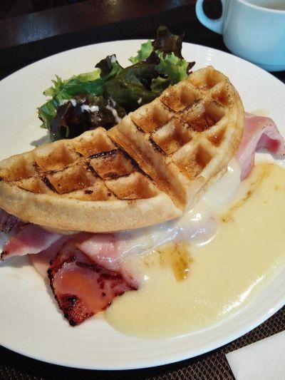 山Cafe一歩