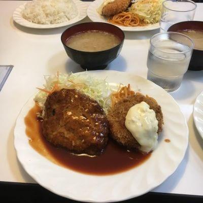 ハンバーグ&洋食 ベア 錦糸町店