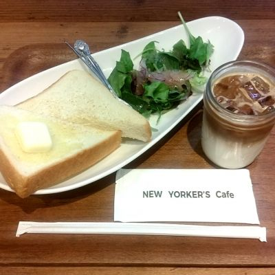 NEW YORKER'S Cafe 高田馬場1丁目店