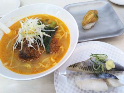 魚べい アークプラザ新潟店