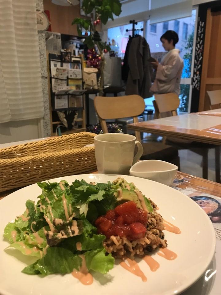 墨田区向島《縁カフェ》酵素玄米と身体にやさしい手作り料理のお店の口コミ