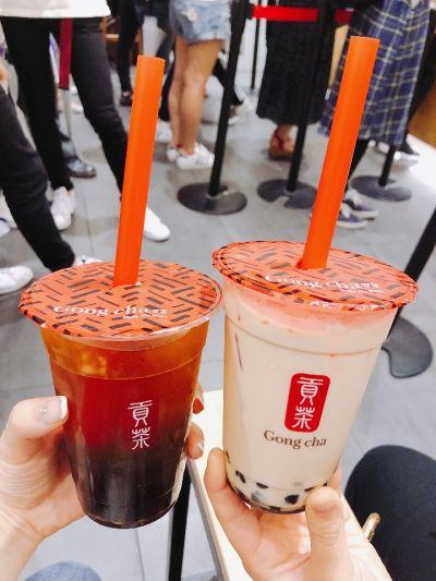 Gong cha 渋谷スペイン坂店
