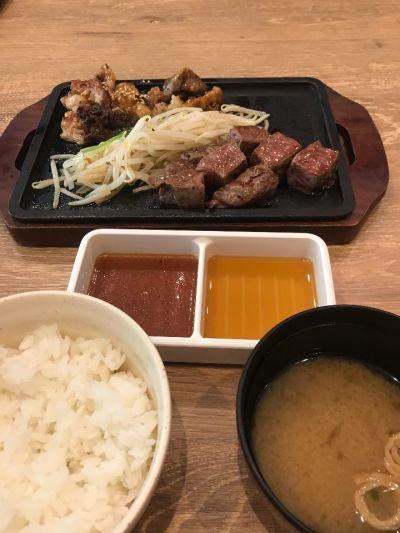 鉄板焼天神ホルモン 中洲川端店