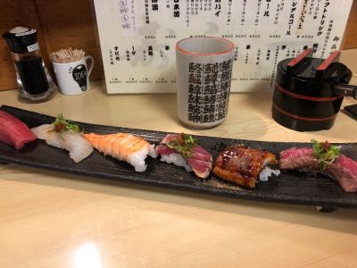 寿司一の口コミ