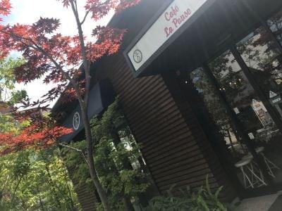 ラ・ポーズの森 カフェ ラ・ポーズ