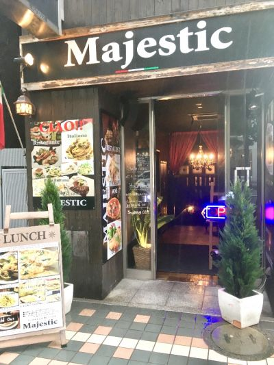 cafe & Lounge MAJESTIC 札幌