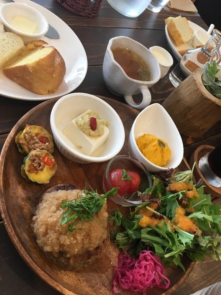 Cafe terrace KiKinomoriの口コミ