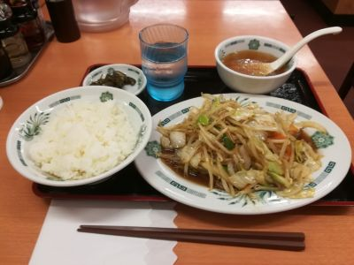 日高屋 武蔵浦和店
