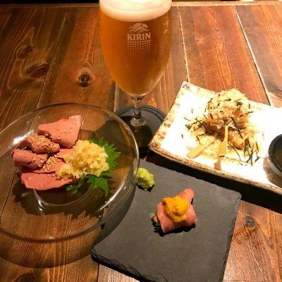 旬魚旬菜 極DINING 若旦那