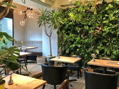 SAPPORO FLOWER &CAFE