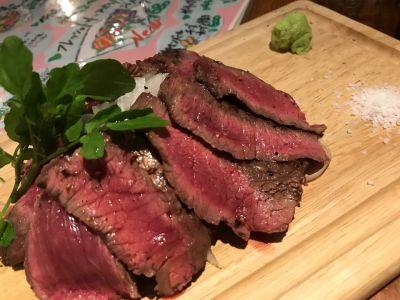 神田の肉バル RUMP CAP(ランプキャップ) 新橋店