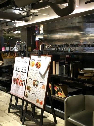 Cafe&Dining SHELF パルコ店
