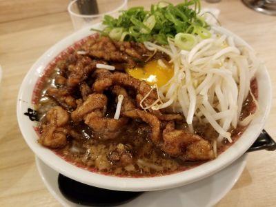 肉汁麺ススム