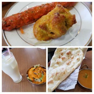 インド料理 スパシュ