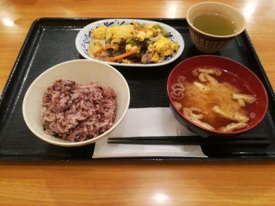 幡ヶ谷小町食堂