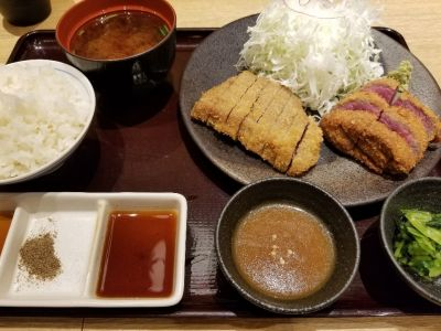 牛カツ専門店 京都勝牛 奈良柏木