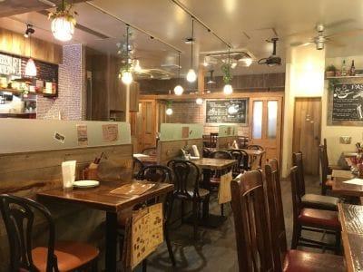 スパニッシュイタリアン Azzurro520+caffe 柏店