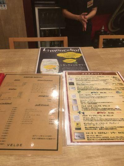 イタリアンバル小麦 八重洲店