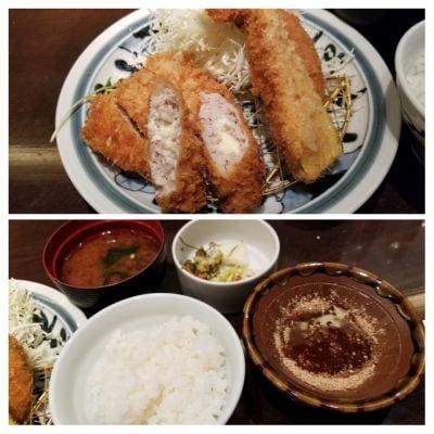 とんかつ浜勝 武蔵小金井アクウェルモール店