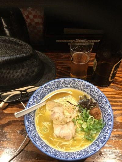 濃厚鶏白湯ラーメン 美空