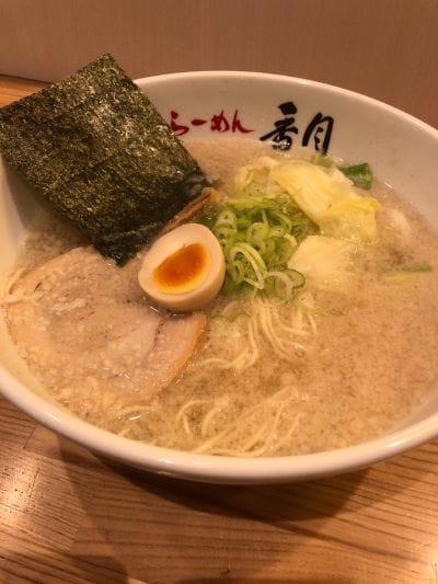 らーめん 香月 池尻大橋店