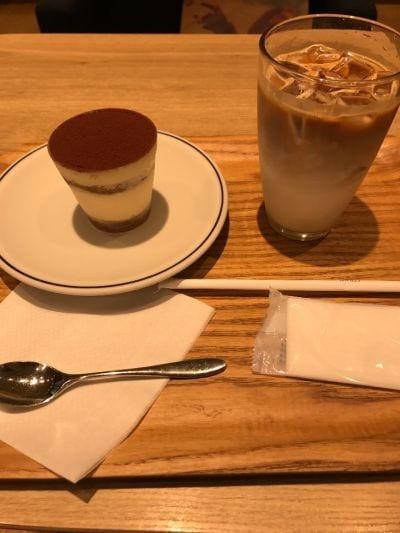 エクセルシオールカフェ 浜松町ハマサイト店