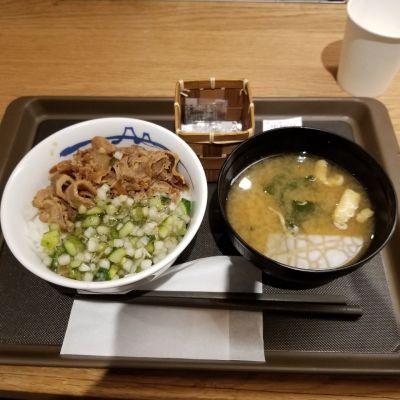 松屋 千川店の口コミ
