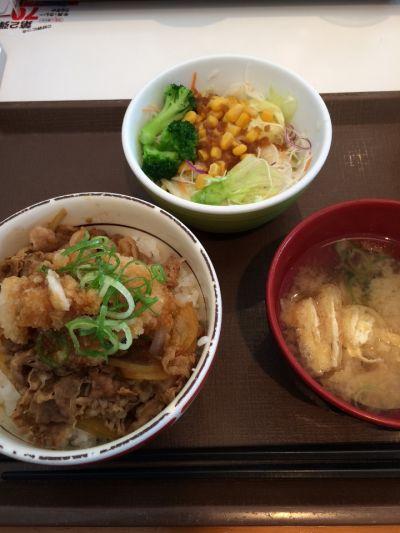 すき家 新潟中央店